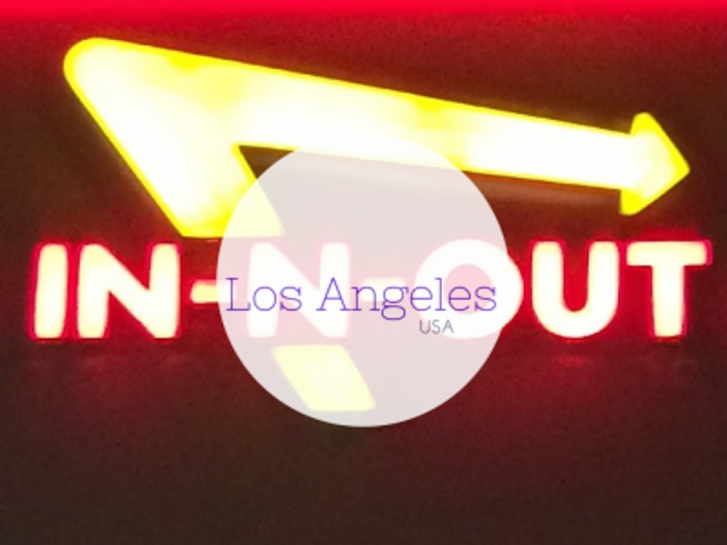 In & Out Burger, Los Angeles, USA