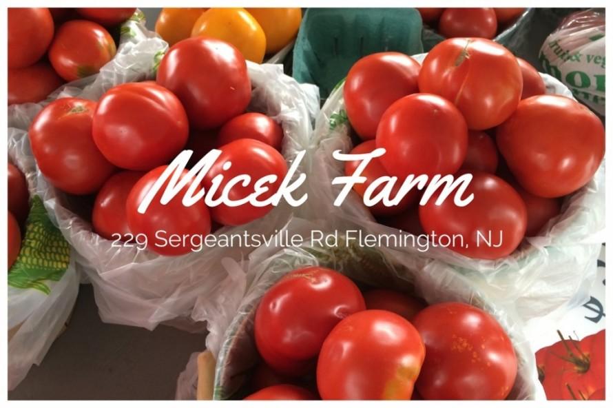 Micek Farm, NJ