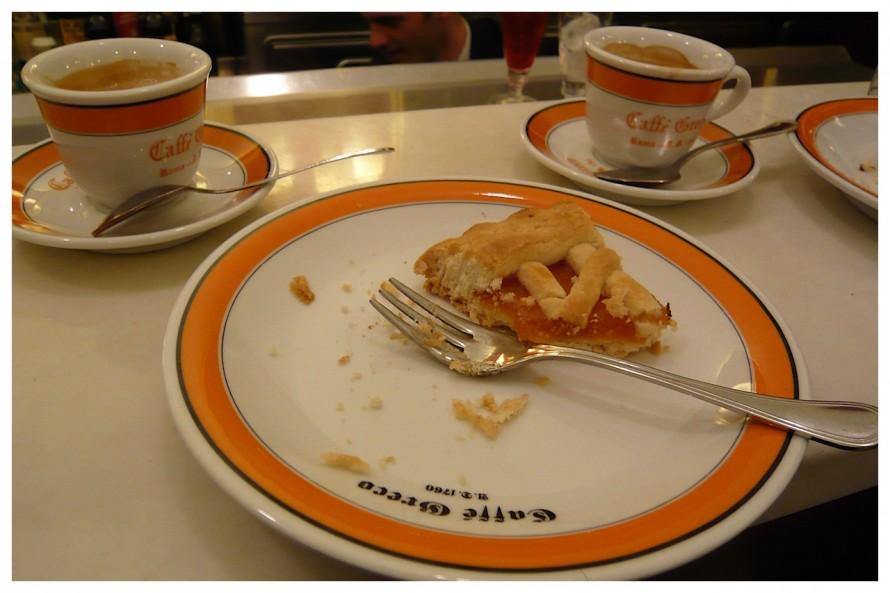 Caffe Greco, Rome, Italy