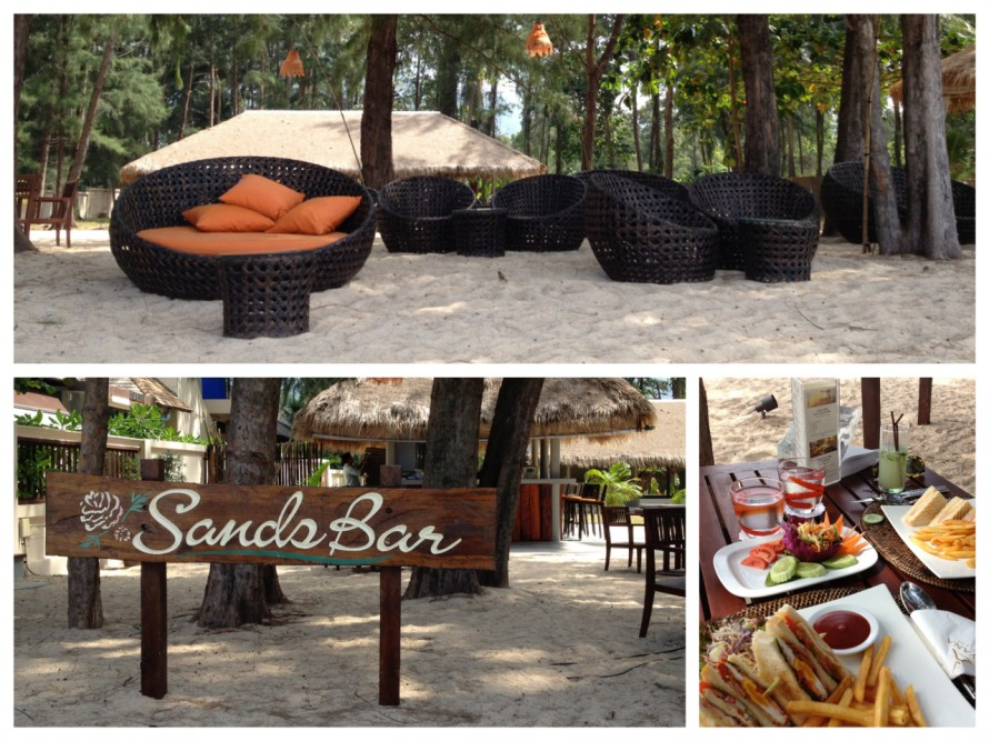 Sands Bar, The Layana Resort