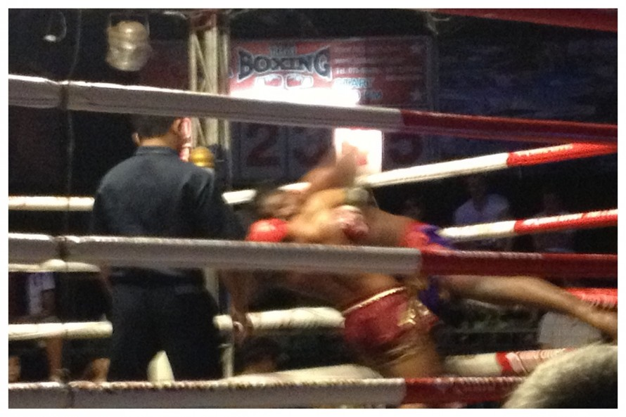 Thai Boxing, Koh Lanta