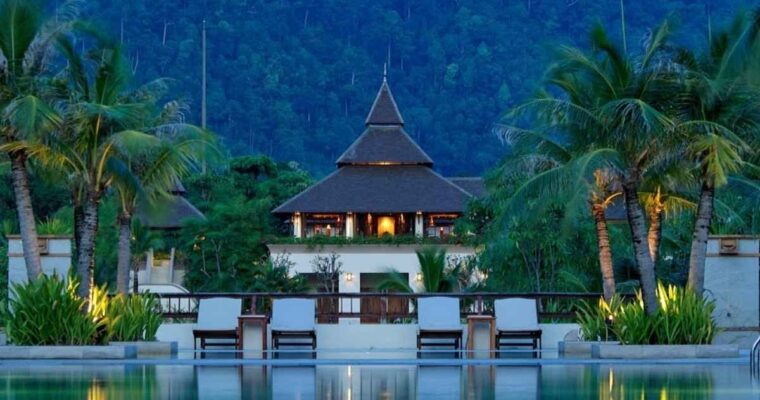 Best Bits Luxury Hotel Review: The Layana Hotel, Koh Lanta, Thailand