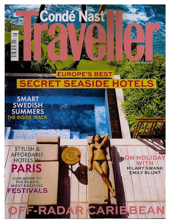Conde Nast Traveller June 2014