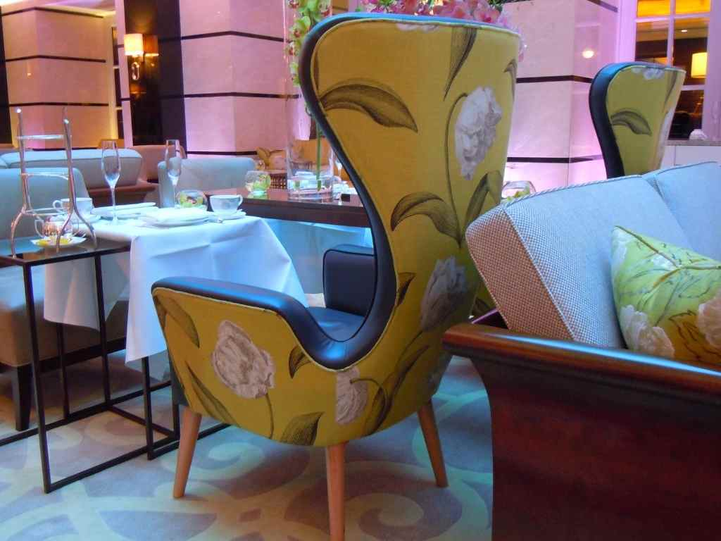 Afternoon Tea in London at the Conrad St. James