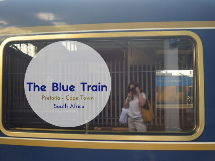 A Bit of South Africa - The Blue Train