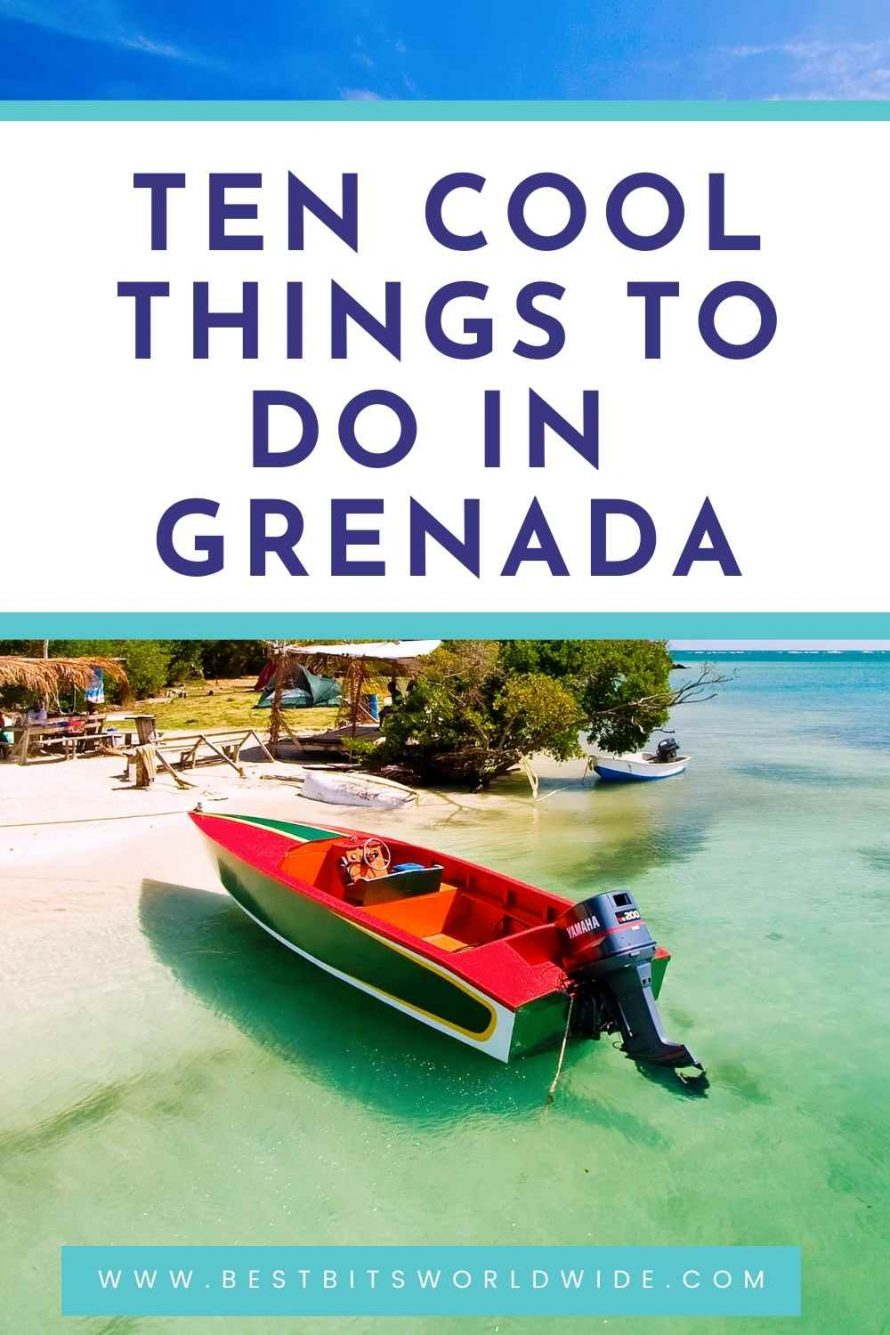 Ten Cool things to do in Grenada - Pinterest