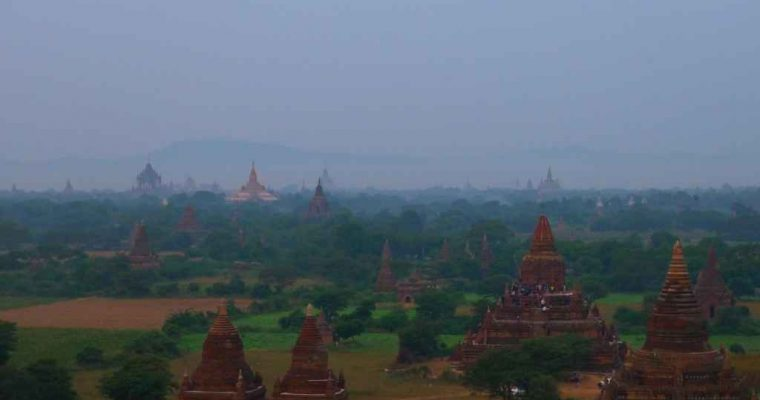 Top 10 things to do in Bagan