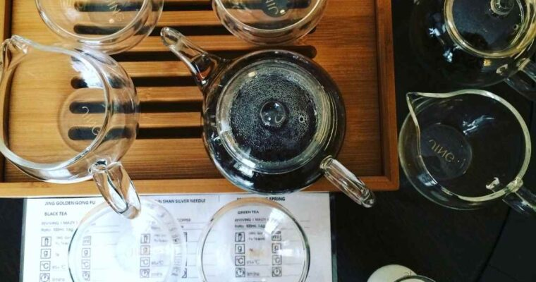 Best Bits Luxury Hotel Review – Jing Tea at Brown's Hotel, London