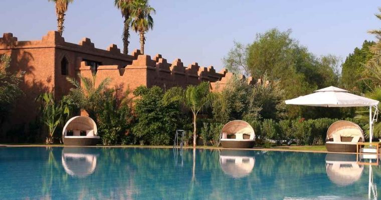 Best Bits Luxury Hotel Review: The Es Saadi Palace, Marrakech
