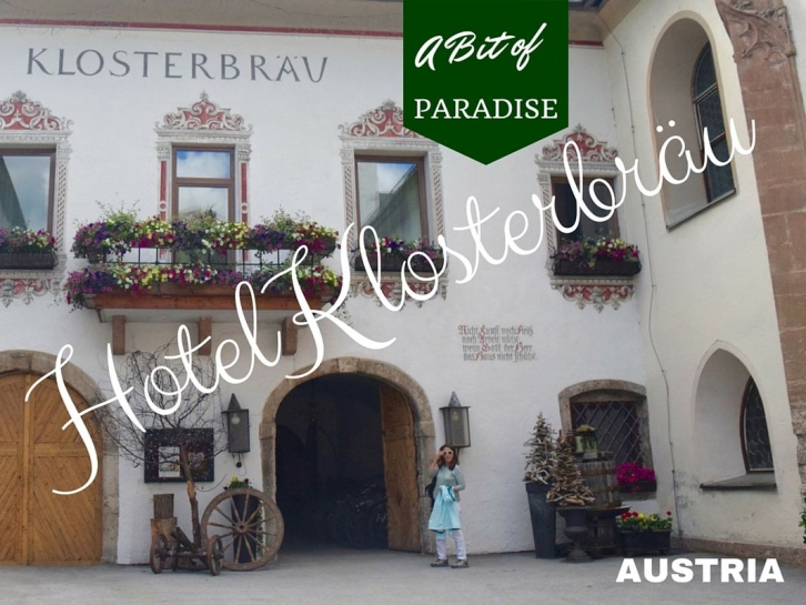 A Bit of Paradise - Hotel Klosterbrau