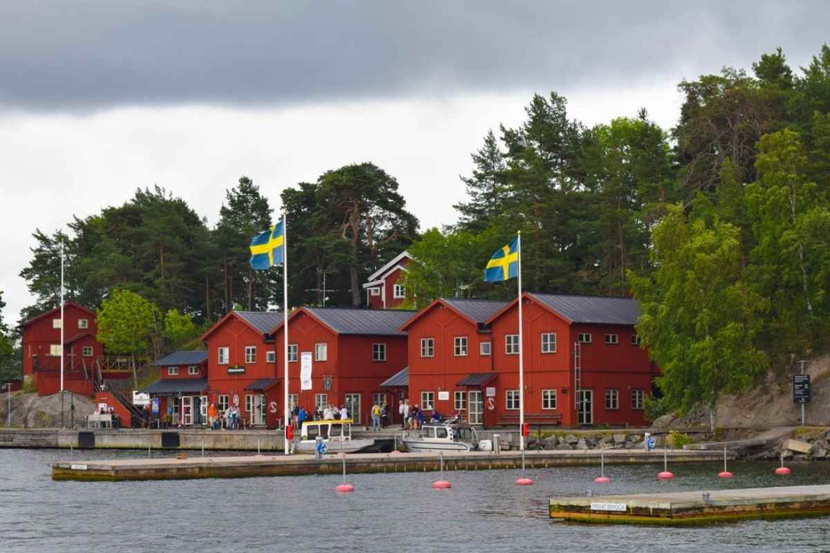Things to do in Fjaderholmarna, Sweden