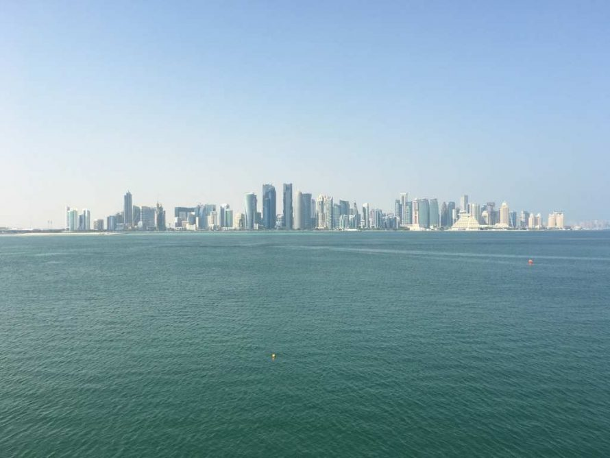 Two days in Doha