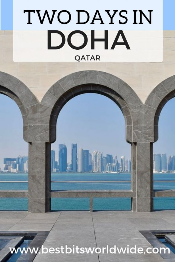 Two days in Doha - Pinterest