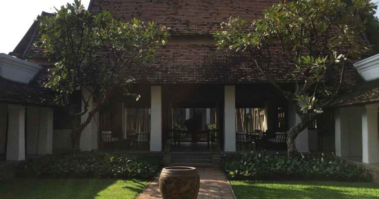 Best Bits Luxury Hotel Review: The Rachamankha, Chiang Mai, Thailand