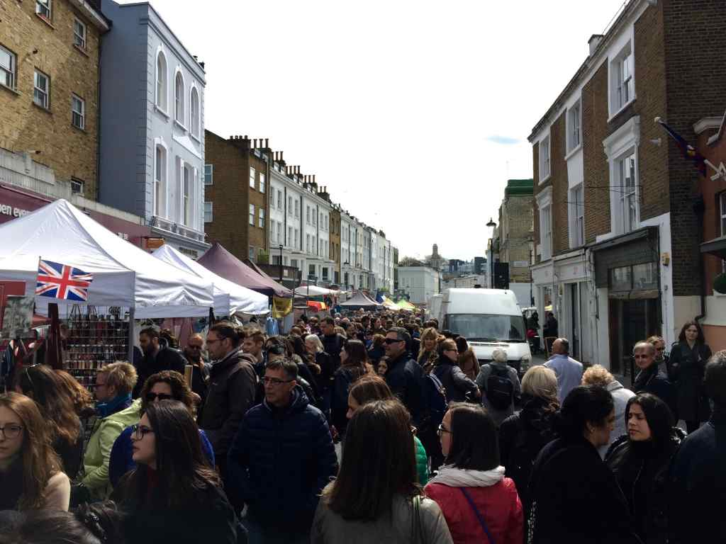 10 Great Stalls at Portobello Road Antique Market London