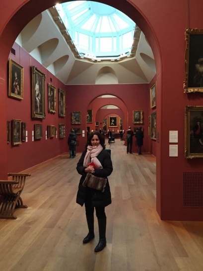 Dulwich Gallery, London, UK