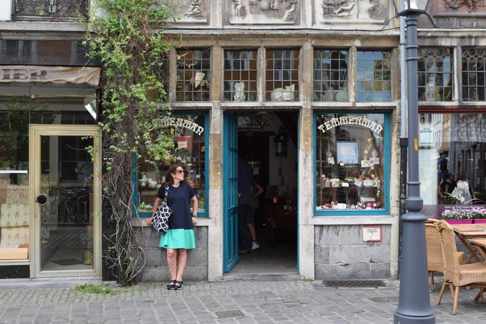 Fun things to do in Ghent, Belgium - Candy Store