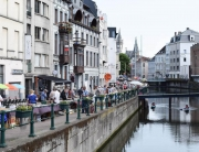 What to do on a Sunday, Ghent, Belgium