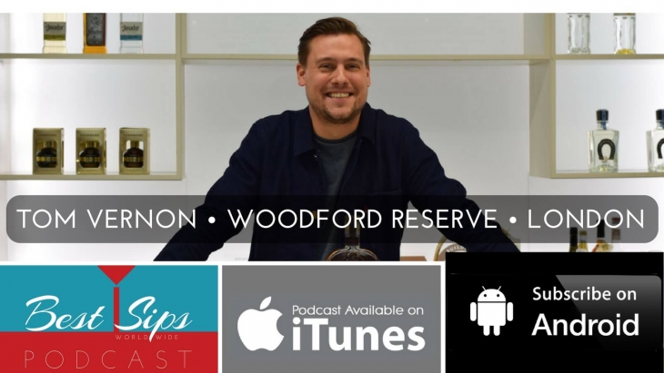 Tom Vernon, Woodford Reserve, London