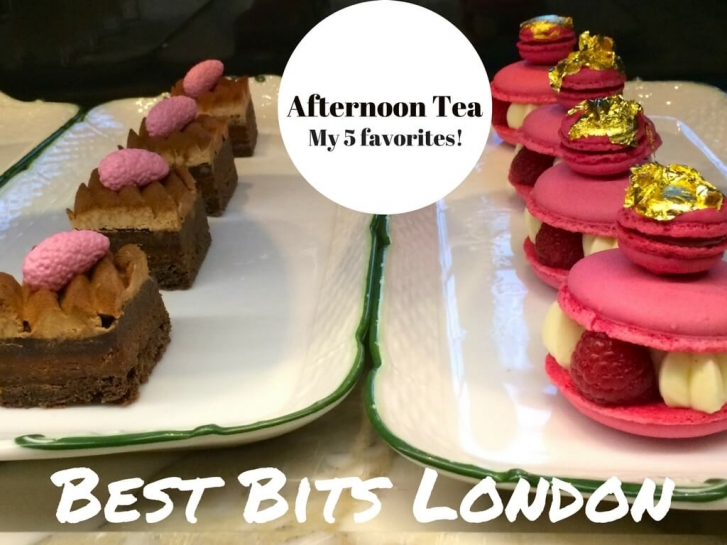Afternoon tea, London, UK