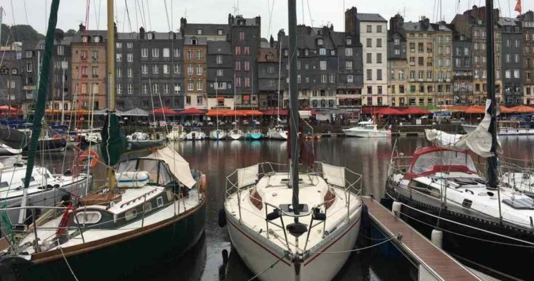 Two Night in Normandy, France – Fécamp and Honfleur