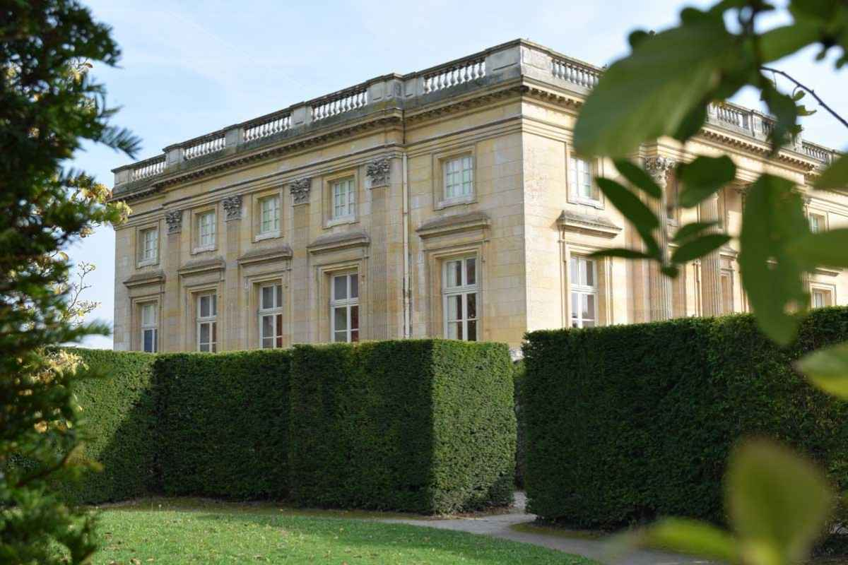 Easy Day trips from Paris: Le Petit Trianon Versailles