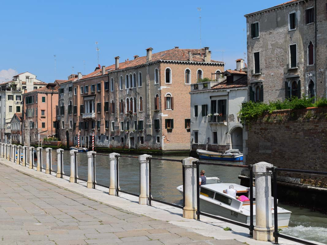 Off the Beaten Path in Venice - Canareggio