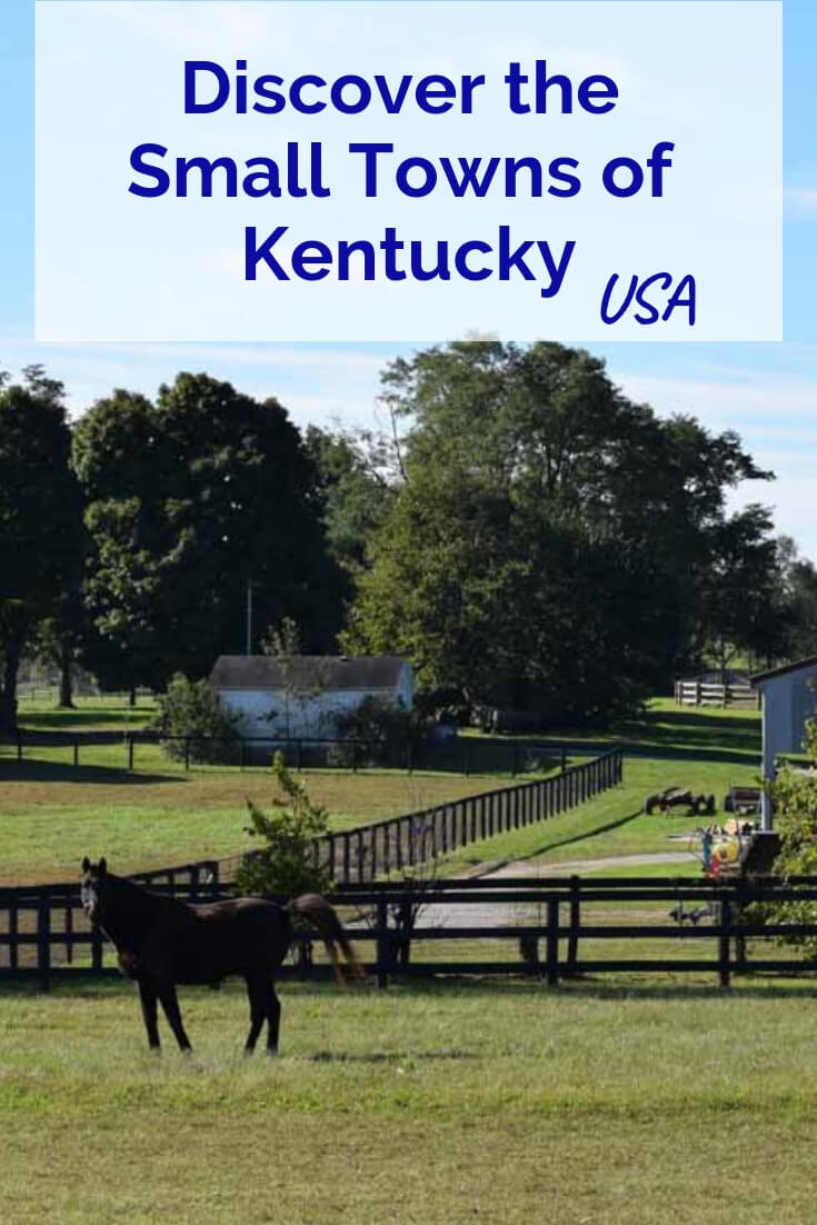 Discover the Small Cities of Kentucky, USA - Pinterest
