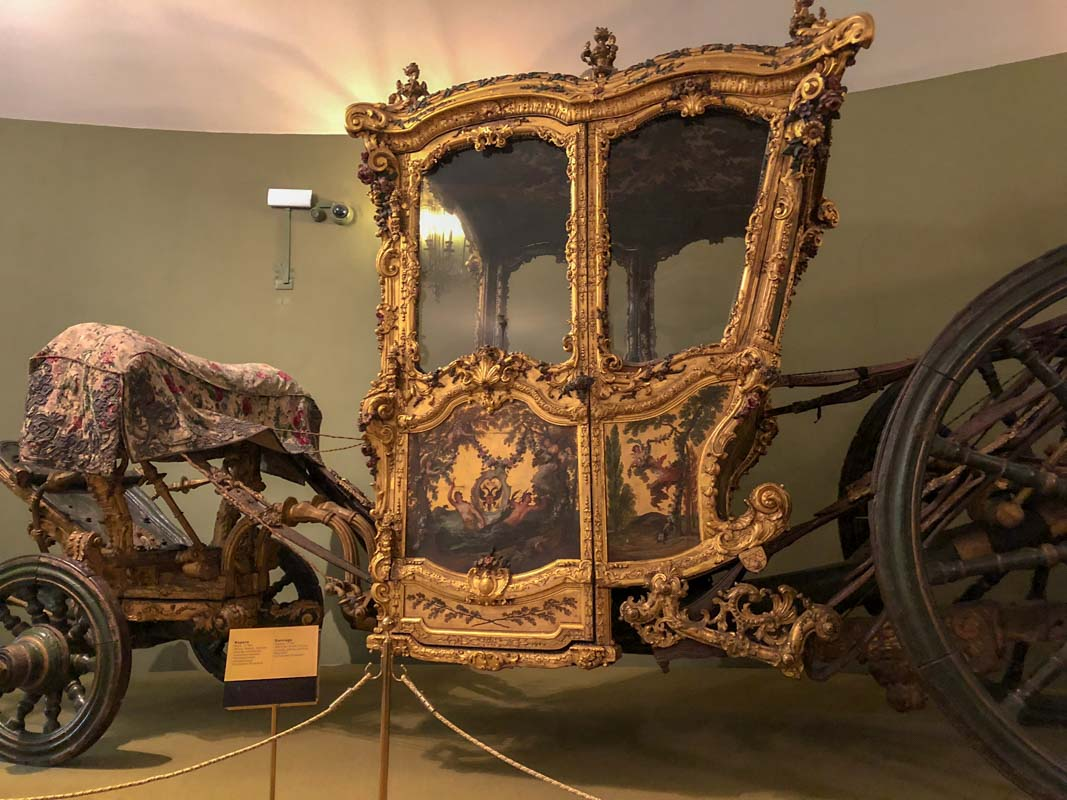 Carriages of the Tsars, Moscow, Russia