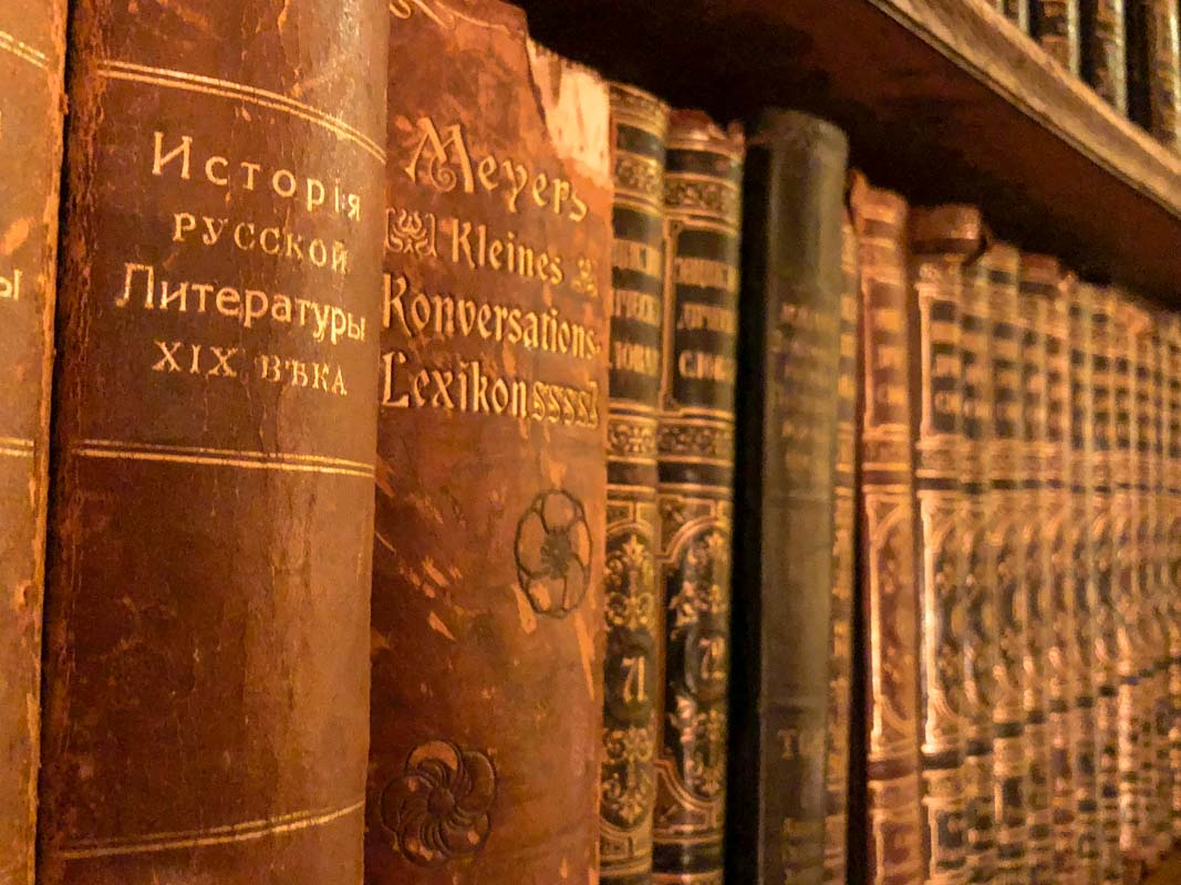Russian literature, Moscow