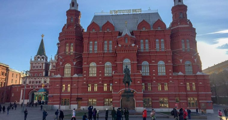 Two days in Moscow