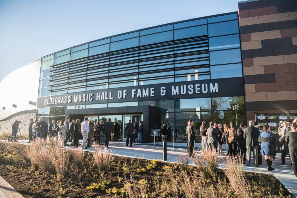 Blue Grass Hall of Fame, Owensboro, Kentucky