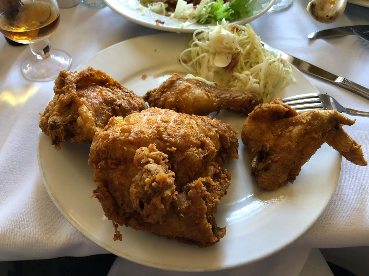 Fried Chicken, Burlington, Kentucky