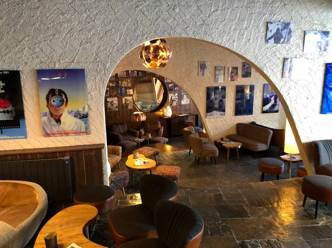 Skiing in Morzine, France - Avoriaz Ski Resort - Hotel interiors