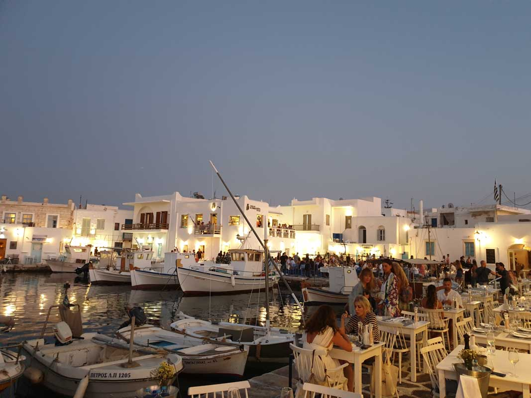 Guide to Paros Greece